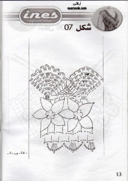 Много вариантов отделки вязаной горловины.