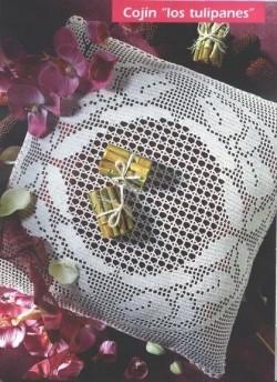 Схемы узоров крючком — рукодельная красота в доме.