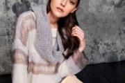 Шапка и снуд. Вязание спицами для женщин. Шапки, шарфы женские связанные на спицах