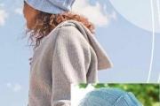 Детская шапка в резинку. Вязание спицами для детей, описание