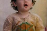 Жакет на молнии для мальчика