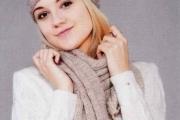 Шапка и снуд спицами для женщин. Схемы и описание вязания